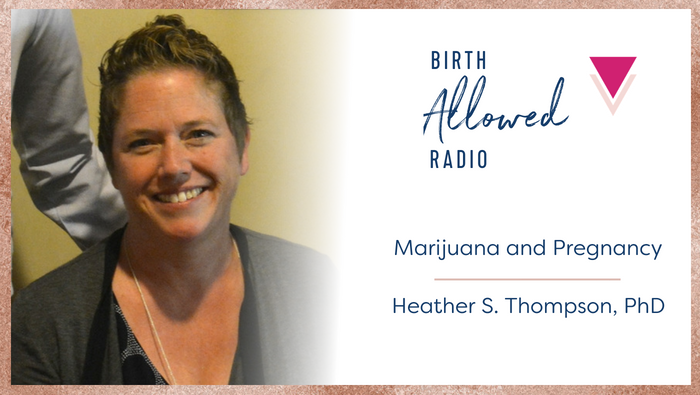 Ep. 15 – Marijuana and Pregnancy | Heather S. Thompson, PhD