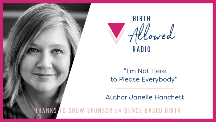 "Ep. 30 – ""I'm not here to please everybody"" 