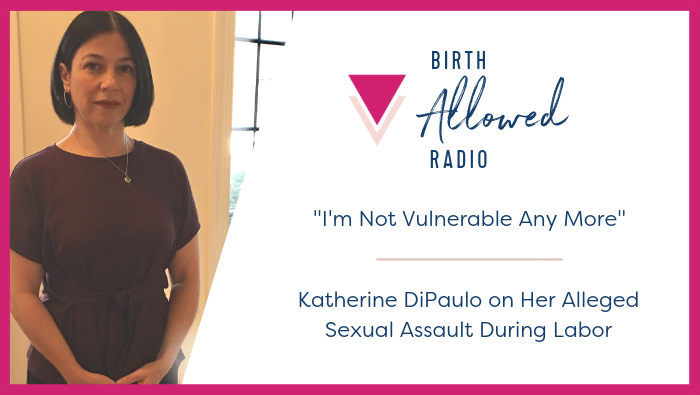 "Ep. 32 – ""I'm not vulnerable any more."" 